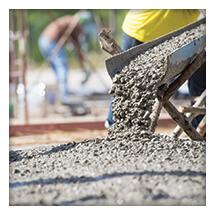 concrete aggregate bags